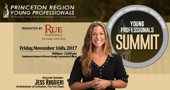 Young Professionals Summit @ Conference Center at Mercer County Community College | West Windsor Township | New Jersey | United States
